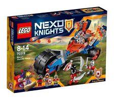 Lego ® nexo Knights ™ - Macys donnerbike-lego 70319-nuevo