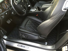 Bentley GT Bespoke Quilted Floor Mats Flying Spur Speed GTC Supersports