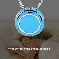 Portable Air Purifier Personal Mini USB Necklace Lonic Air Purifier Home Office
