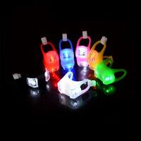 Nacht Silikon Vorsicht Licht Lampe für Baby Kinderwagen Nacht ausXJ