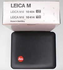 Leica Box & Case for M6   #1 Blank ........... Minty