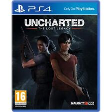 Sony PlayStation P4READSNY84696 Uncharted: The Lost Legacy For PS4