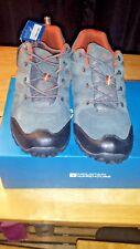 Mountain Warehouse Mens Size 12 Dark Gray Outdoor II Walking Shoe NIB