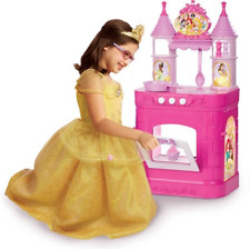 Disney Princess Magical Kitchen Bubbling & Sizzling Sound Effects + Accessories