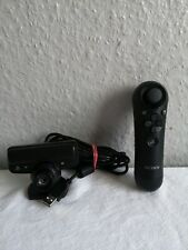 Sony PlayStation Move Navigation Controller & PlayStation Eye Camera PS3