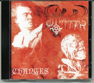 "Miasma ""Changes"" 1992, CD"