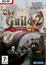 THE GUILD 2 VENICE (VENEZIA) GIOCO DI RUOLO  PC DVD WIN
