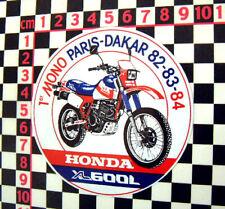 XL600 Enduro Sticker Paris Dakar 1982 1983 1984