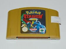 Nintendo 64 Pokemon Stadium 2 PAL-ESP (cartucho/cartridge)