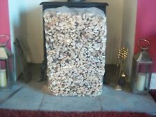20 KG APPROX  QUALITY DRY KINDLING FIREWOOD LOGS WOODBURNERS,  FAST AND FREE P&P