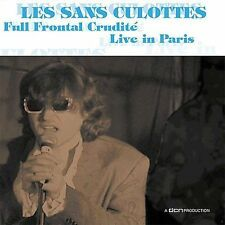 Full Frontal Crudite': Live in Paris by Les Sans Culottes (CD, Mar-2003, DCN...