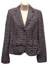 NWT Rachel Roy Women's Black/White Tweed Blazer  Retails$149