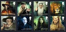 GB 2011 MAGICAL REALMS HARRY POTTER NARNIA FILMS ARTHURIAN LEGENDS SET MNH