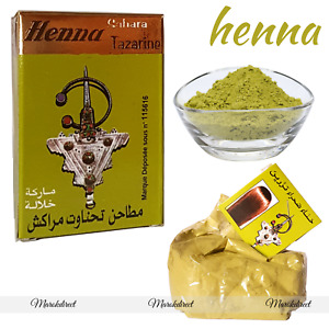 Organic Henna Powder Pure Moroccan Hair Dye Natural Colour Herbal Henne Mehndi