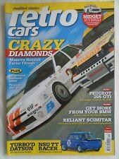 Retro Cars Dec 2005 Renault Turbo thrash, Scimitar, 205 GTi buying guide