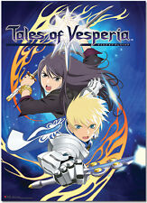 Tales of Vesperia Wall Scroll Poster Anime Manga MINT