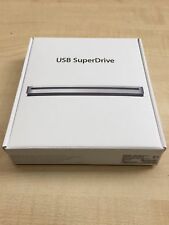 Apple USB Superdrive Slot-Loading 8x ( DVD±R Dl / DVD ± Rw / C - Color Argento