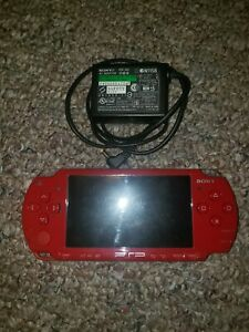God Of War PSP Special Edition Console Tested No Battery
