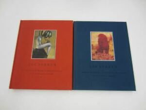 JOE SORREN Painting Collection Hardcover Books Volume I & II Signed & Numbered