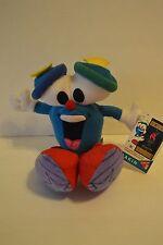Atlanta Olympics 1996 IZZY Stuffed Plush with Tags Dakin Authentic Mascot