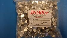 (10 PCS) ) 07256 JW MILLER INDUCTOR SHIELD
