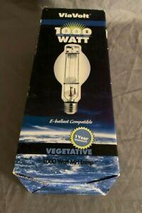 ViaVolt 1000watt metal halide HID lightbulb