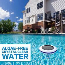 Solar Pool Ionizer Swimming Pool Purifier Water Purifier Kills Algae