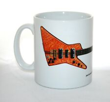 Guitar Mug. John Entwistle's Alembic Explorer
