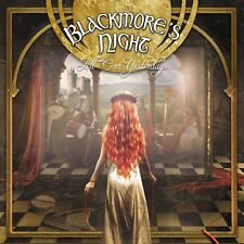 BLACKMORE'S NIGHT All Our Yesterdays LIMITED LP Gatefold VINYL 2015