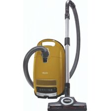Miele Complete C3 Calima Yellow Canister Vacuum