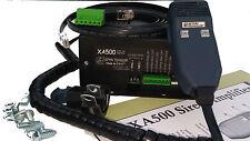 Hands Free GT XA500 Siren Amplifier 1/200W PA Police EMS Fire Federal Code3 200W