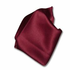 Vesuvio Napoli Solid Color Hankerchief Pocket Square Hanky Men's Handkerchiefs