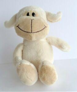 Kinder Ferrero Cream Smiling Lamb Plush Soft Toy 15 cm