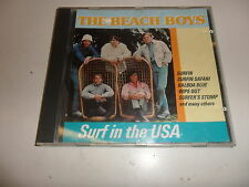 Cd   Beach Boys Surf in the USA