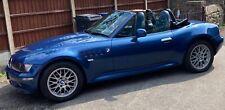 BMW Z3 Roadster - 1.9i Petrol Manual - Blue
