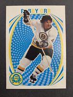 2013-14 O-Pee-Chee Retro Parallel #90 Bobby Orr Boston Bruins OPC Insert