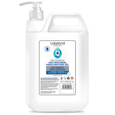 70% Alcohol Hand Sanitiser Gel with Pump Dispenser-5L Litre - hand gel Sanitizer