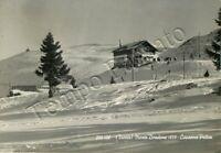 Cartolina di Trento, rifugio sul Monte Bondone (Bondberg) - 1957
