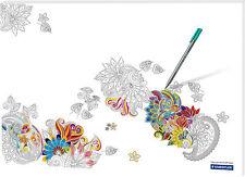 Schreibunterlage Papier Noris Colour 600 x 420 mm 30 Blatt Malunterlage Mandala