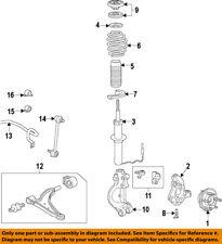 GM OEM Front Suspension-Knuckle Bushing 23275106