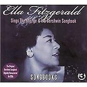 Sings The George & Ira Gershwin Songbook - Ella Fitzgerald [ 3 CD]