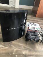 Sony Playstation 3 FAT 80GB CECHK01 Model Bundle