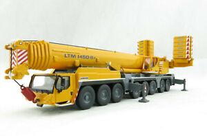 IMC Models 31-0134 - Liebherr LTM 1450-8.1 Mobile Crane - Scale 1:87