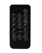 Remote Control For JBL Cinema SB250 SB350 Soundbar Sound Bar w/ Battery