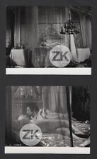 LA TOUR DE NESLE Abel GANCE Orgie NU Erotisme PAMPANINI Brasseur 2 Photos 1955