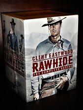 Rawhide Complete Series [1959-1965] (DVD, 2020, 59-Disc) western Clint Eastwood