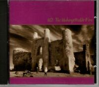 U2 CD Island Records (Japan) 1984, 7 90231-2, The Unforgettable Fire ~ NM-!