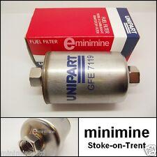 Classic Mini Genuine Unipart Fuel Filter SPi & MPi GFE7119 GFE7059 injection