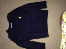 Ralph Lauren 3 month old  Merino Wool cardigan
