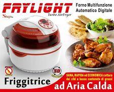 Forno Multifunzione Ventilato Turbo AirFryer Friggitrice Aria fornetto elettrico